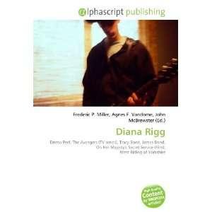 Diana Rigg (9786132678614) Books