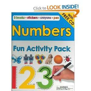 (Early Learning Activity Packs) (9780312501877): Roger Priddy: Books