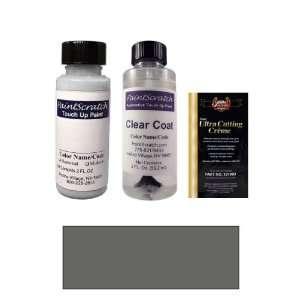 Oz. Iron Gray Metallic Paint Bottle Kit for 1995 Honda Passport (849