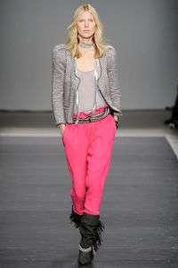 baggy silk hot pink spring isabel marant 2