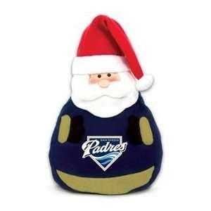 MLB San Diego Padres Santa Pillow 22