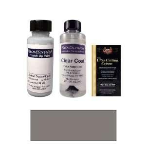 Oz. Nautilus Gray Metallic Paint Bottle Kit for 1989 Merkur Scorpio