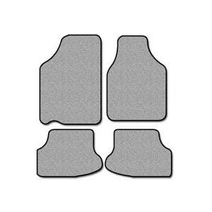 Ford Probe Touring Carpeted Custom Fit Floor Mats   4 PC Set   Black