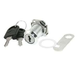 Cabinet Mailbox 0.7 Male Thread Round Head Cam Lock
