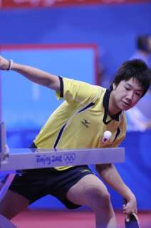 Butterfly Mizutani Jun ZL Table Tennis Blade (OFF)