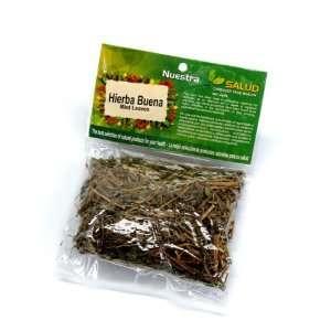 Hierba Buena   Spearmint Herbal Tea 3 Grocery & Gourmet Food