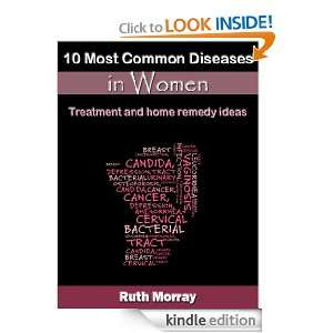 10 MOST COMMON DISEASES IN WOMEN RUTH MORRAY, INNOCENT KNOX