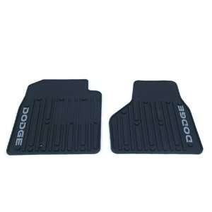 Mopar 82211059 OEM Dodge Ram Slush Style Floor Mats   In