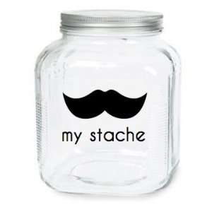 My Stache   Monopoly Man Mustache Vinyl Decal: Health