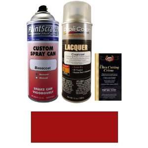 Pearl Metallic Spray Can Paint Kit for 1990 Eagle Premier (HM2/CT