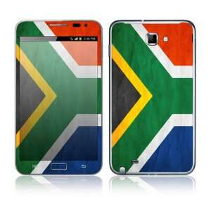 Flag of South Africa Decorative Skin Cover Decal Sticker
