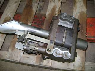 Massey Ferguson 65 Hydraulic Lift Pump PN 184473M93
