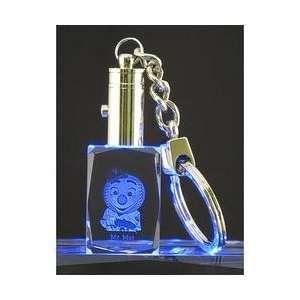 New York Mets Mr. Met 3D Mini Tower Keychain
