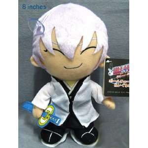 Bleach Hueco Mundo Gin 8 Plush Soft Doll Figure Toys
