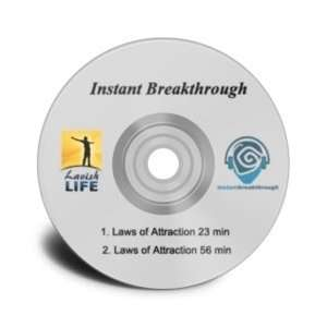 Laws of Attraction Hypnosis CD: Books