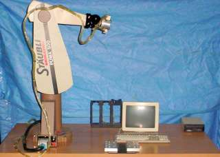 Staubli Unimation Mark III Robotic Arm 500 & Controller |