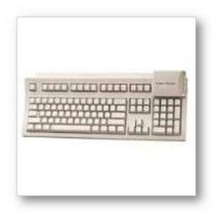 Secure 104 Key Win 95 Keyboard With Smart Card Reader Electronics