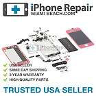 Complete Body Shell for iPhone 4 Pink   No Logic Board