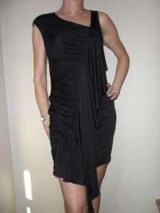 NWT Catherine Malandrino silk jersey dress  P XS