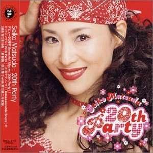20th Memorial Album Seiko Matsuda Music