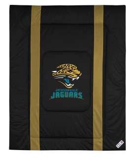 NFL JACKSONVILLE JAGUARS SL (3) Pc. Bed Set (C,2P)