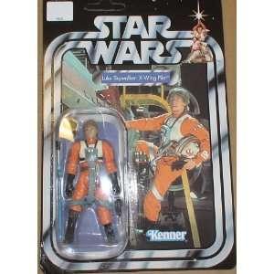 Luke Skywalker X wing Pilot Toys & Games