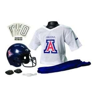 NCAA Arizona Youth Team Uniform Set, Size Small