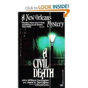 A CIVIL Death (9780449216309) John William Corrington