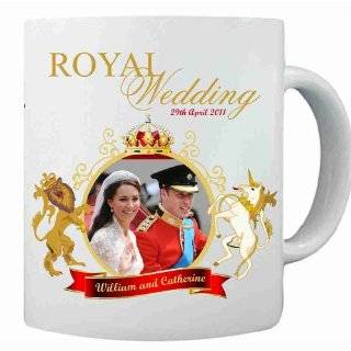 HRH Prince William and Catherine (Kate) Middleton Royal Wedding