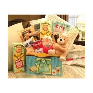 Health and Happiness Get Well Gift Box Grocery & Gourmet Food