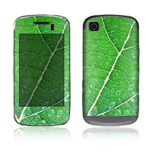 Green Leaf Texture Design Protective Skin Decal Sticker