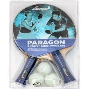 Killerspin Table Tennis Racket Paragon 2 Paddle Set