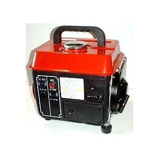 Generators 800 Rated Watts/900 Max Watts Portable Generator: Home