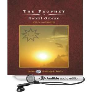 The Prophet (Audible Audio Edition): Kahlil Gibran