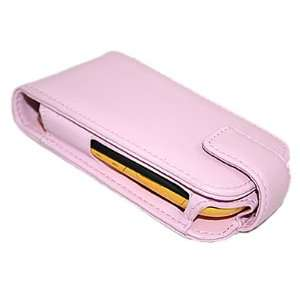 iTALKonline PINK Flip Case/Pouch/Cover/Protector for