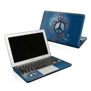Peace Out Design Protector Skin Decal Sticker for Apple MacBook Pro 15