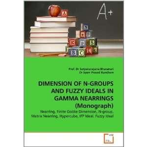 Hypercube, IFP Ideal, Fuzzy Ideal (9783639368383) Prof. Dr