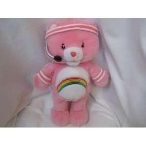 Care Bears Cheer Bear Exercise Workout Talking Singing Plush Toy 15