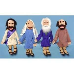 Jesus Deluxe Full Body Puppet Toys & Games