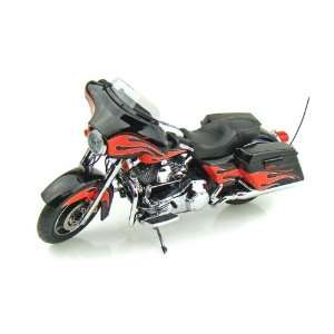 Harley Davidson FLHX Street Glide 1/12 Vivid Black ENVY Color Shop