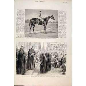 Lord AlingtonS Common Derby Horse London University