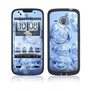 Drops of Water Protective Skin Cover Decal Sticker for HTC