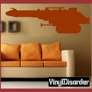 Rebel Fighter Starwars Star Wars Vinyl Decal Stickers