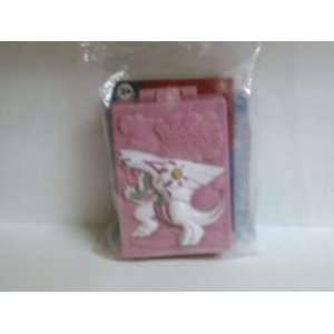 Pokemon Trading Card Game Pink Palkia Card Case w/ Exclusive Pokemon