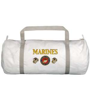 Gym Bag Marines United States Marine Corps Seal