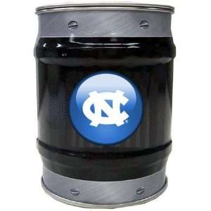 North Carolina Tar Heels UNC NCAA Basketball Black And Grey Bolt