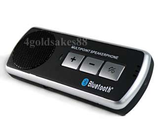 Bluetooth Speaker cell phone Hands Free Car Kit iPhone