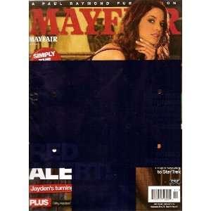 Mayfair Magazine Volume 44 Number 11: Books