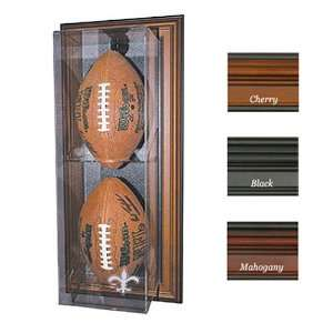 New Orleans Saints NFL Case Up Football Display Case