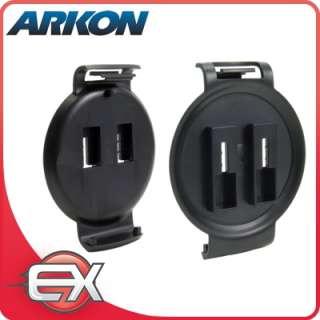 ARKON MINI CAR DASH MOUNT FOR TOMTOM VIA LIVE 125 &120